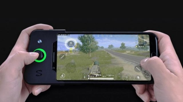 Gaming in Android mobile phones