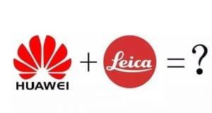 huawei leica partnership