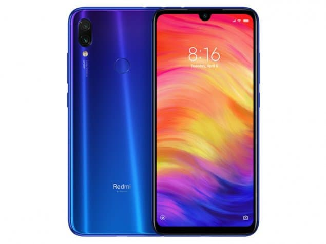 A picture of Redmi Note 7 Pro