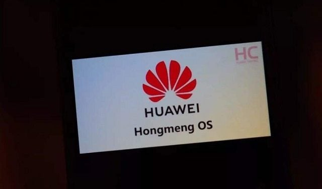 picture of hongmeng os